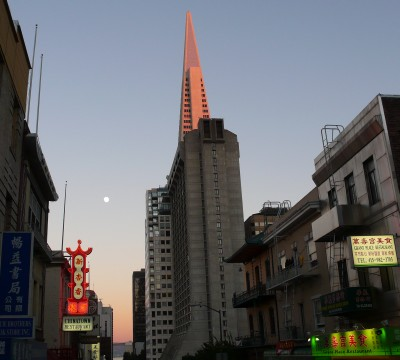 ChinatownSunset